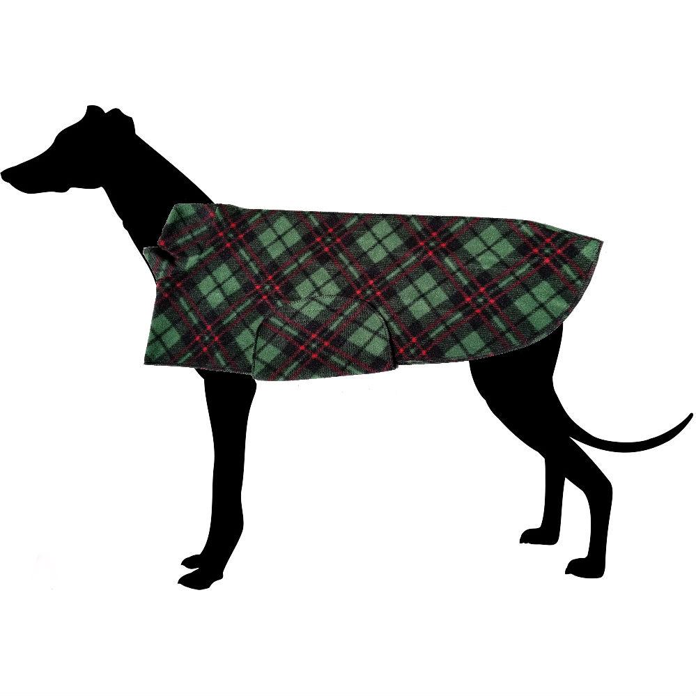 Plaid Fleece Coats