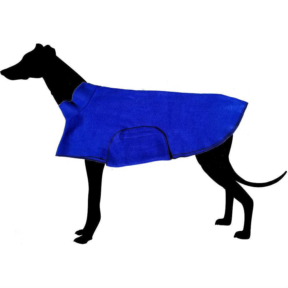 Solid Fleece Coats