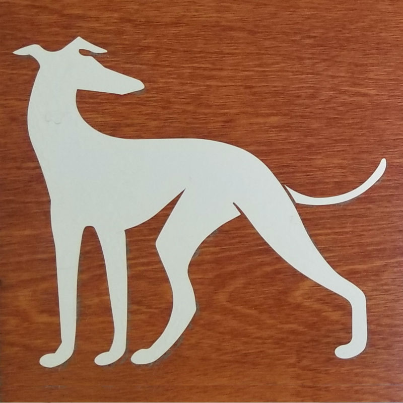 Proud Hound Decal
